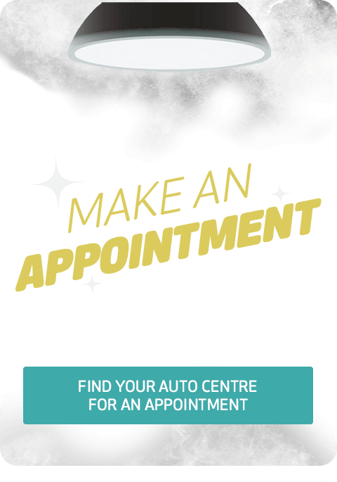 Make an appointment: Find your auto centre for an appointment