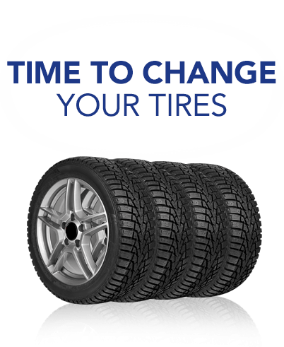 Time to change your tires